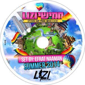 Efrat Naaman @ SummerHits Mix 2014