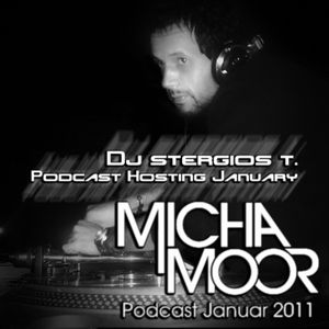 Dj Stergios T. @ The Heartbeat Sessions Podcast Hosting January