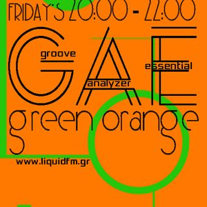 Green Orange Radio Show episode 136