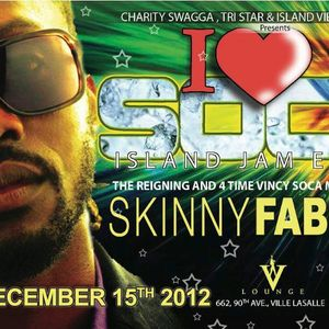 I LOVE SOCA PROMO MIX FEAT. SKINNY FABULOUS
