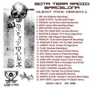 programa 2 - 08/02/11 (Dj Redrum) - Sotaterra Radio
