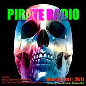 DJ @NukeKnocka & Co-Host @JuniorMaf | March 21st Pt. 1