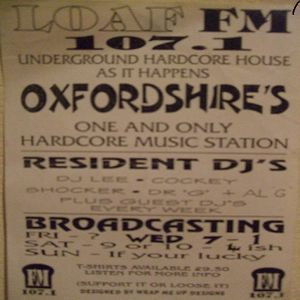 Dj Cockey Loaf FM Oxford 20 6 1993 pt2