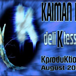 Kaiman DC @ DeliKtessen 2009