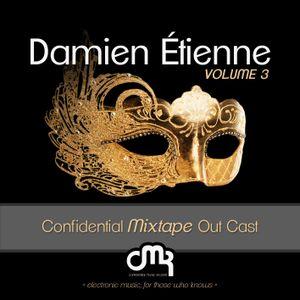 Confidential Mixtape Season 01 - Volume 03 By Damien Etienne