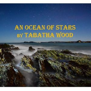 """HuttZone – 20200611 – """"An Ocean of Stars"""" by Tabatha Wood and """"Jogging"""" by  Maggie Rainey-Smith"""