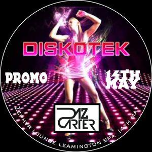 Diskotek Promo -DazCarter
