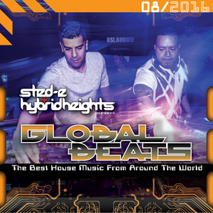 Sted-E & Hybrid Heights Global Beats Radio August 2016