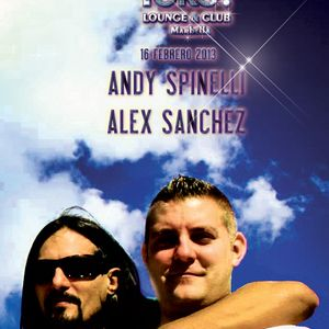 Andy Spinelli Live at Oh Yoko! Marbella 2013-02-17