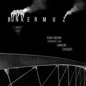 Terry Mutiny - Live Set @ Bunkermuz (9.08.2014)