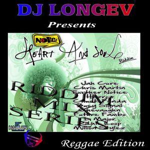 Heart & Soul Riddim Mix, nice Lovers Rock reggae mix by DJ Longev