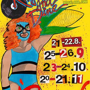 Rhythm & Dine hour of reggae 24.10.15 @ Ravintola Panza