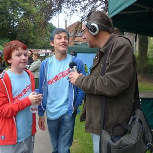 Yourfest Recycle Radio 5 July 2014 12PM