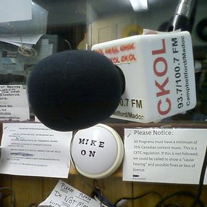 CKOL FM FRIDAY NIGHT OLDIES Oct 16, 2015