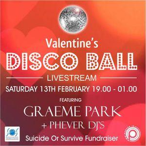 This Is Graeme Park: Phever Valentine's Disco Ball 13FEB21 Live DJ Set