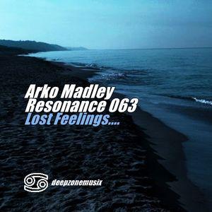 Arko Madley - Resonance 063 (2016-07-18)