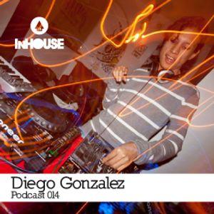 InHouse Podcast 014 - Diego Gonzalez