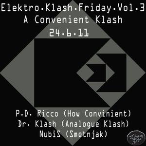 NubiS - A Convenient Klash Of Trash (warmup set)