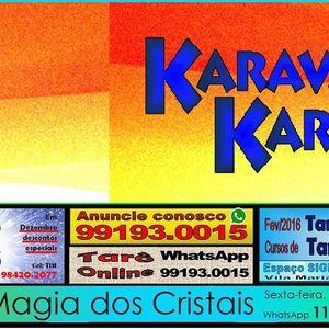 Programa Karavana Karan 16/06/2016 - Carlos Karan