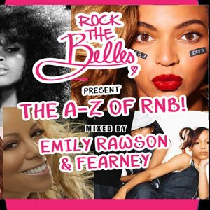Rock The Belles A-Z of R&B