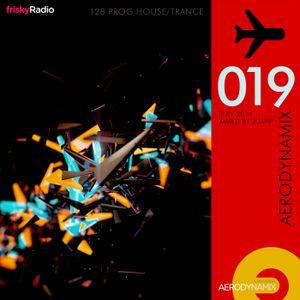Aerodynamix 019 @ Frisky Radio Jul 2014 mixed by JuanP