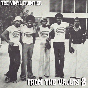 From The Vaults Vol 8 • The Vinyl Frontier • Eastside Radio