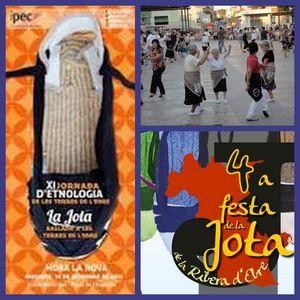IV Festa de la Jota de la Ribera d'Ebre i XI Jornada d'Etnologia sobre la Jota.