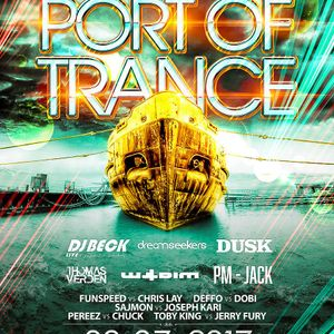 Thomas Verden @ Port Of Trance, Atelier Club - 8. 7. 2017