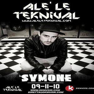 Alè Le Teknival 09.11.2010 - SYMONE