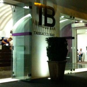 Bross @ TB TABBACCO AMERICAN BAR 08-09-2012