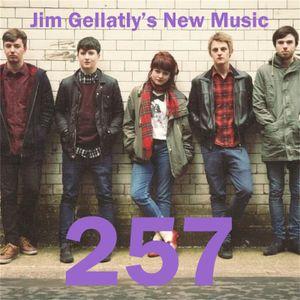 Jim Gellatly's New Music episode 257