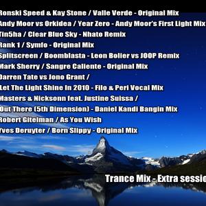 Trance DJ Mix - #kosmolive - Extra session 02