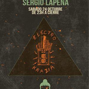 SERGIO LAPEÑA - DAMA CHINA (24-10-2015)