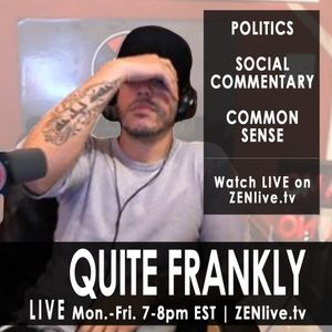 Quite Frankly 'The Engagement Episode'  5/2/2016