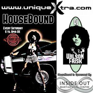HouseBound Saturday 14th September 2019