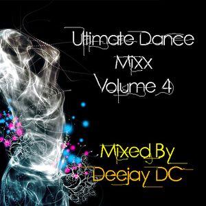 Deejay DC - Ultimate Dance Mixx Vol 4