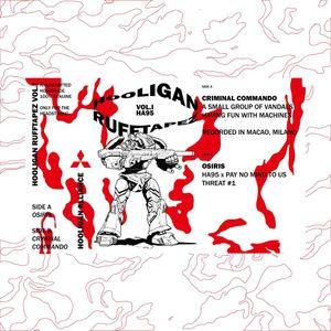 THREAT#1: Osiris - Hooligan Rufftapez Vol. I (side B)