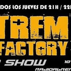 Sprintech @ Xtremefactory Radioshow BCN
