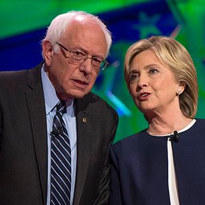 The Democratic Debate and the Politics Beyond