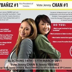 Jenny Chan & Jenny Ybanez