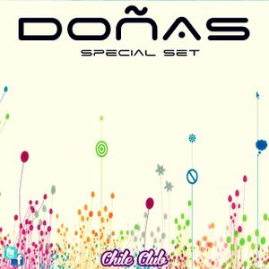 Doñas - Special Set @ Chile Club (9.10.2013)