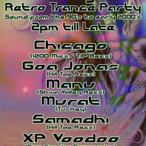 DJ Goa Jonas @ 9 Bar Retro Trance Party 2012