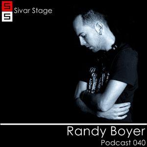 Sivar Stage Podcast 040 Randy Boyer 20/05/11