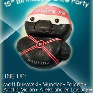 Aleksander Lasocki - TuPolewiak's 15th Birthday Trance Party (06-07-2013)