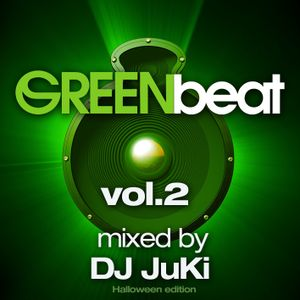 GreenBeat vol.2  mixed by DJ Juki