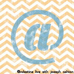 Joseph Ashton: Live @ Andestine (Houston,TX) 26 October 2012