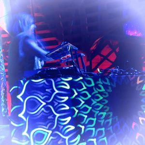 Matt Black @ Ozora 2016 part 1 Ninja Jamm live set