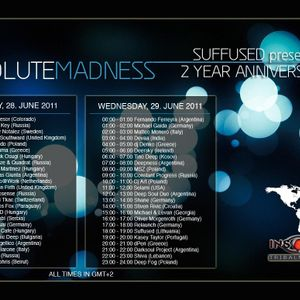 D.E.V.A.A - Guest ( Absolute Madness 2nd Anniversary ) Insomnia fm
