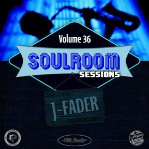 Soul Room Sessions Volume 36 | J-FADER | Frosted Recordings | U.K.