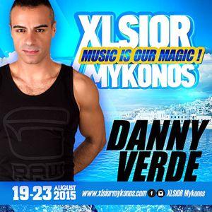 Xlsior Festival Mykonos 2015 Podcast